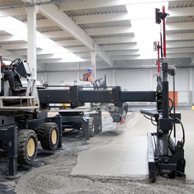 kursy: maszyny do rozkładania mieszanek betonowych