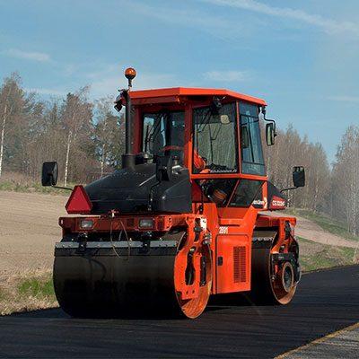 kursy: maszyny do robót drogowych