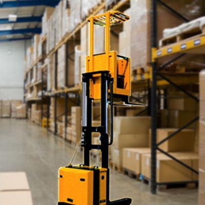 kursy: wózki z operatorem podnoszonym wraz z ładunkiem